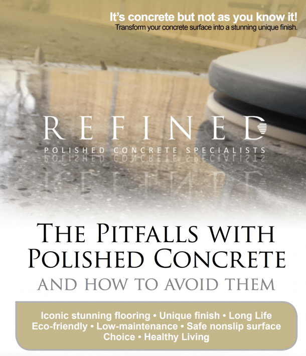 free guide for polished concrete