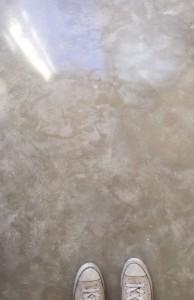 cream finosh for polished concrete floor page